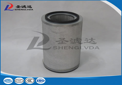 Activated carbon odor filter